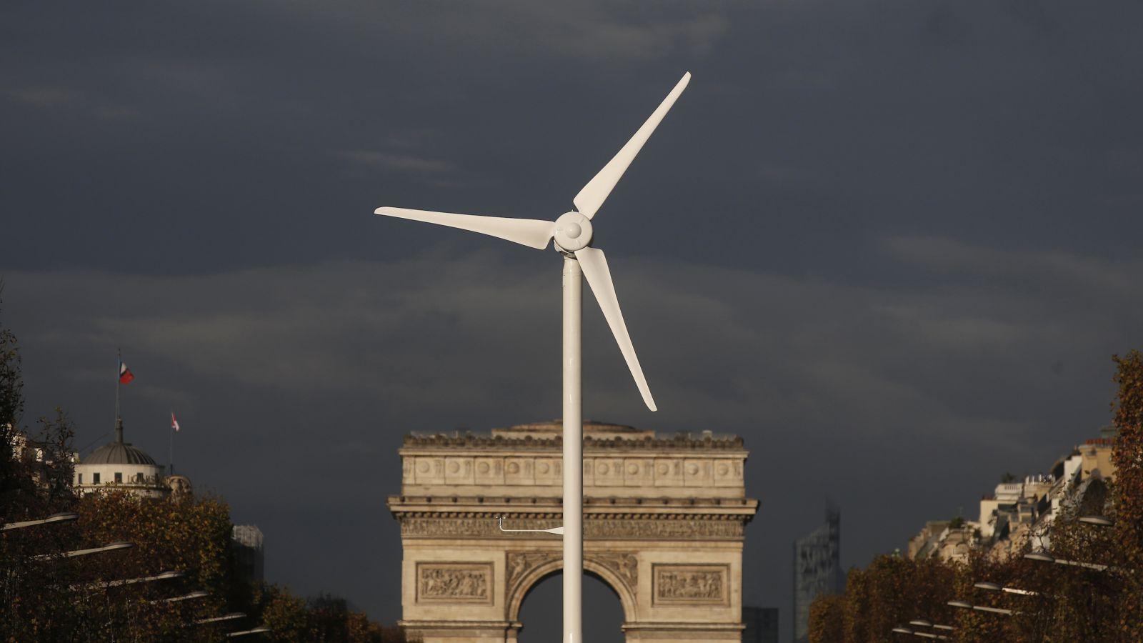 В Париже согласовали предварительный проект соглашения по климату