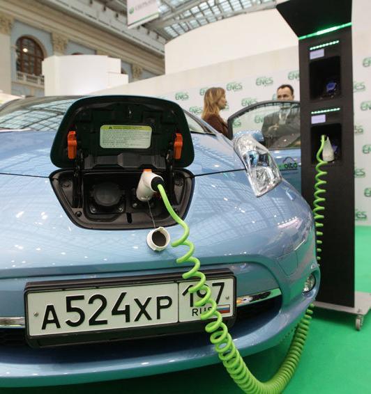 7 экологичных и вдохновляющих новостей про электромобили