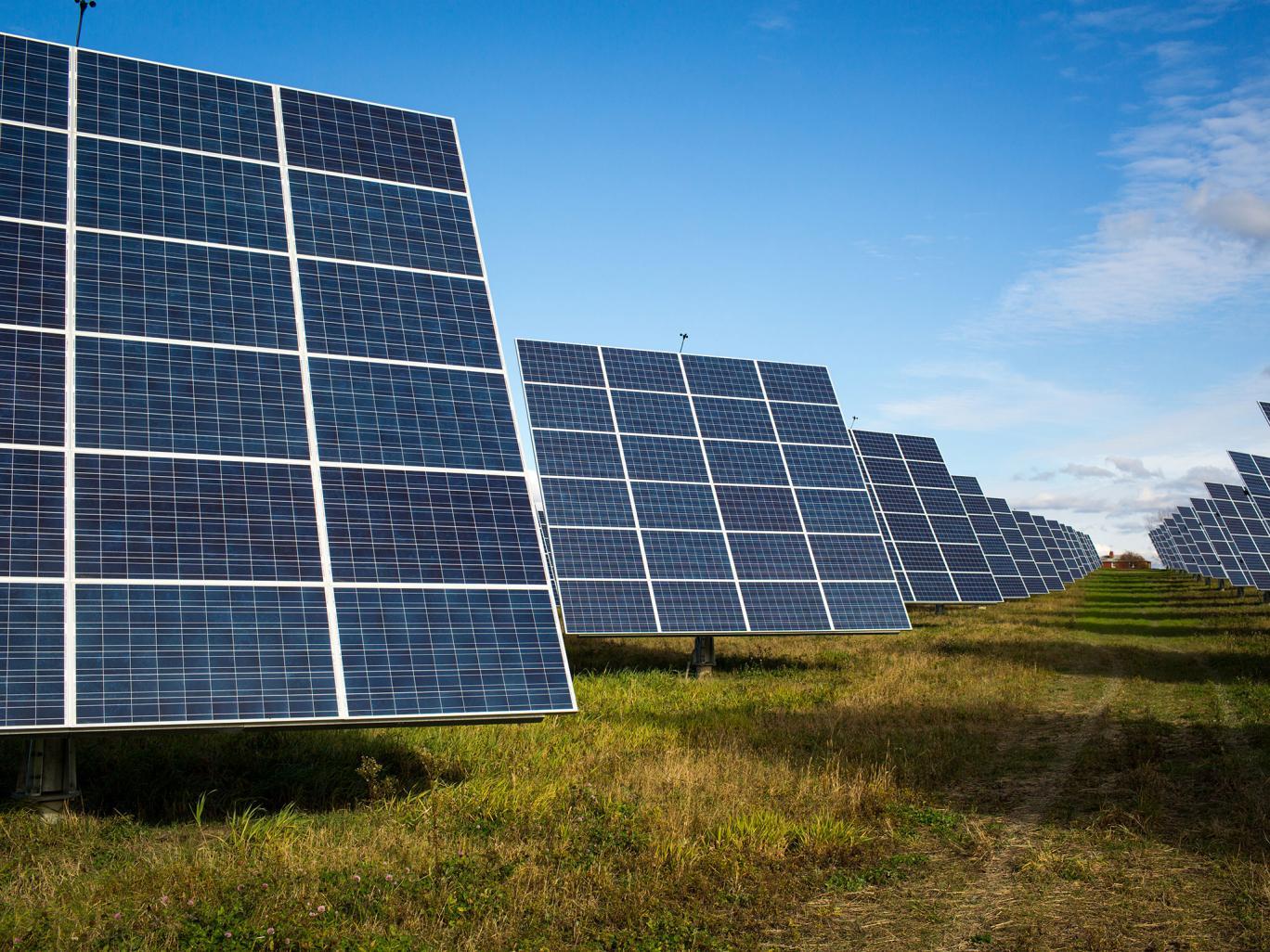 Цена солнечной энергии стала рекордно низкой и продолжает падать