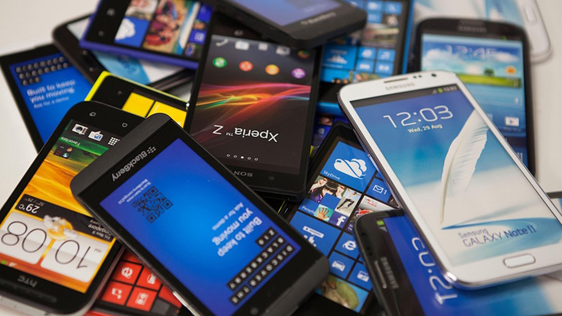 Стартовала акция по сбору ненужных мобильных телефонов