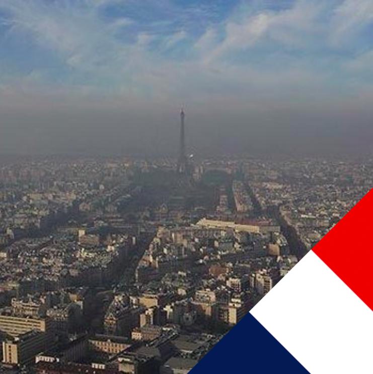 Франция ограничила автомобильное движение из-за едкого смога