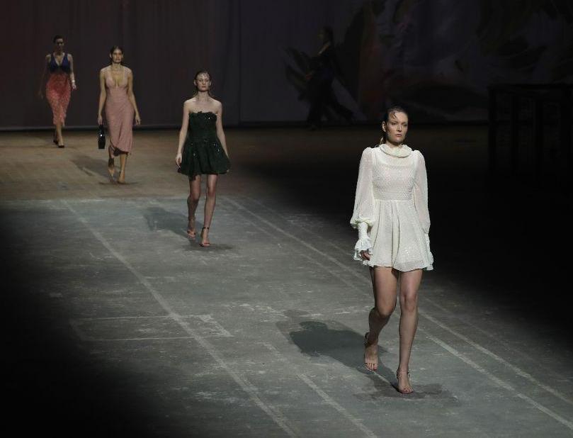 Неделя моды Mercedes-Benz Fashion Week Russia: экотрансформация