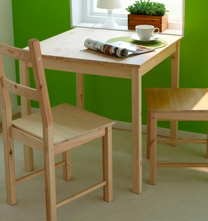 ИКЕА дарит 1000 рублей за сдачу мебели в переработку