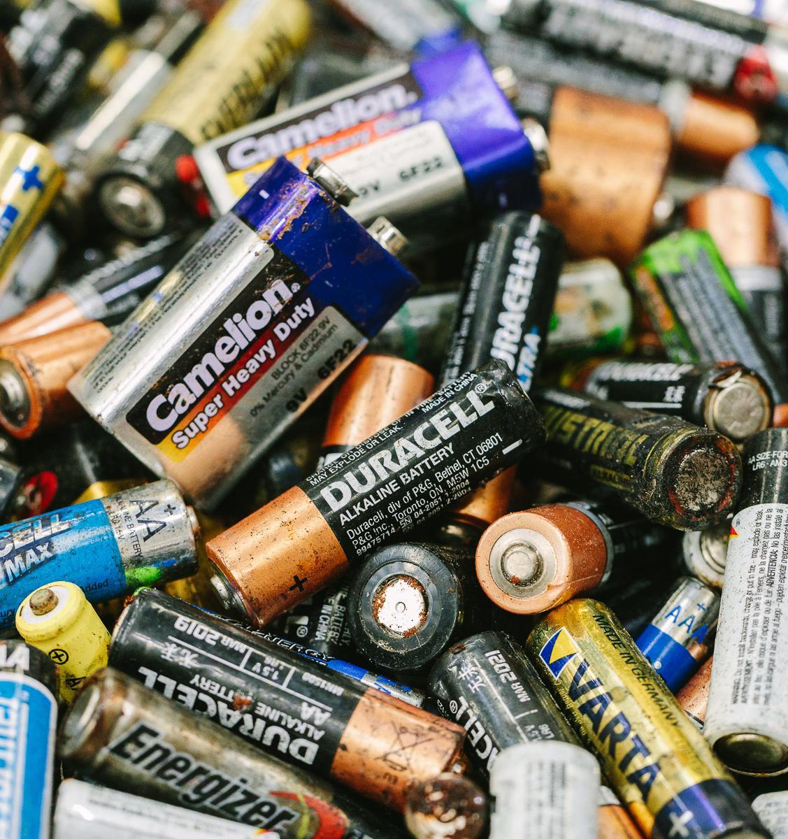 За сданные батарейки можно получить подарки