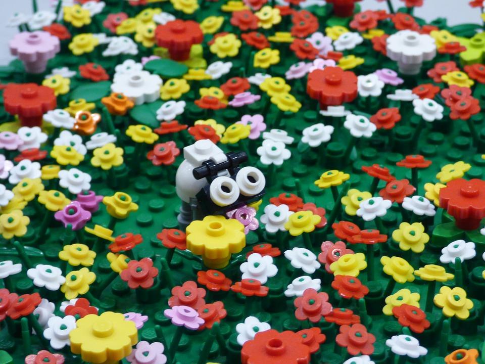Lego выпустит конструктор из растительного пластика