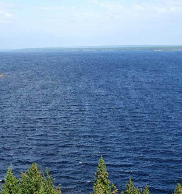 Активисты очистят в Карелии берег Онежского озера