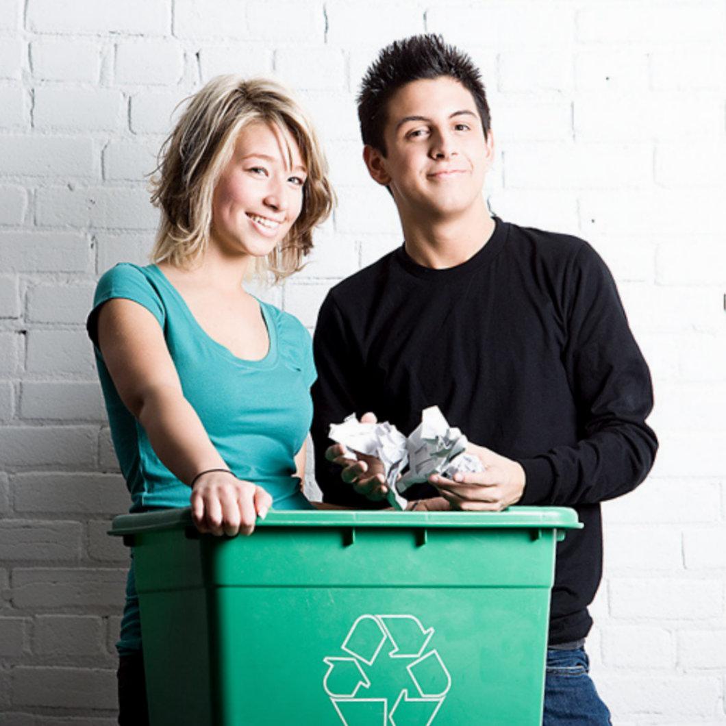 Как обычные москвичи сортируют дома мусор