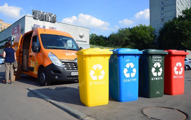 Итоги: сколько человек сдали вторсырье в мобильные пункты Renault и Recycle