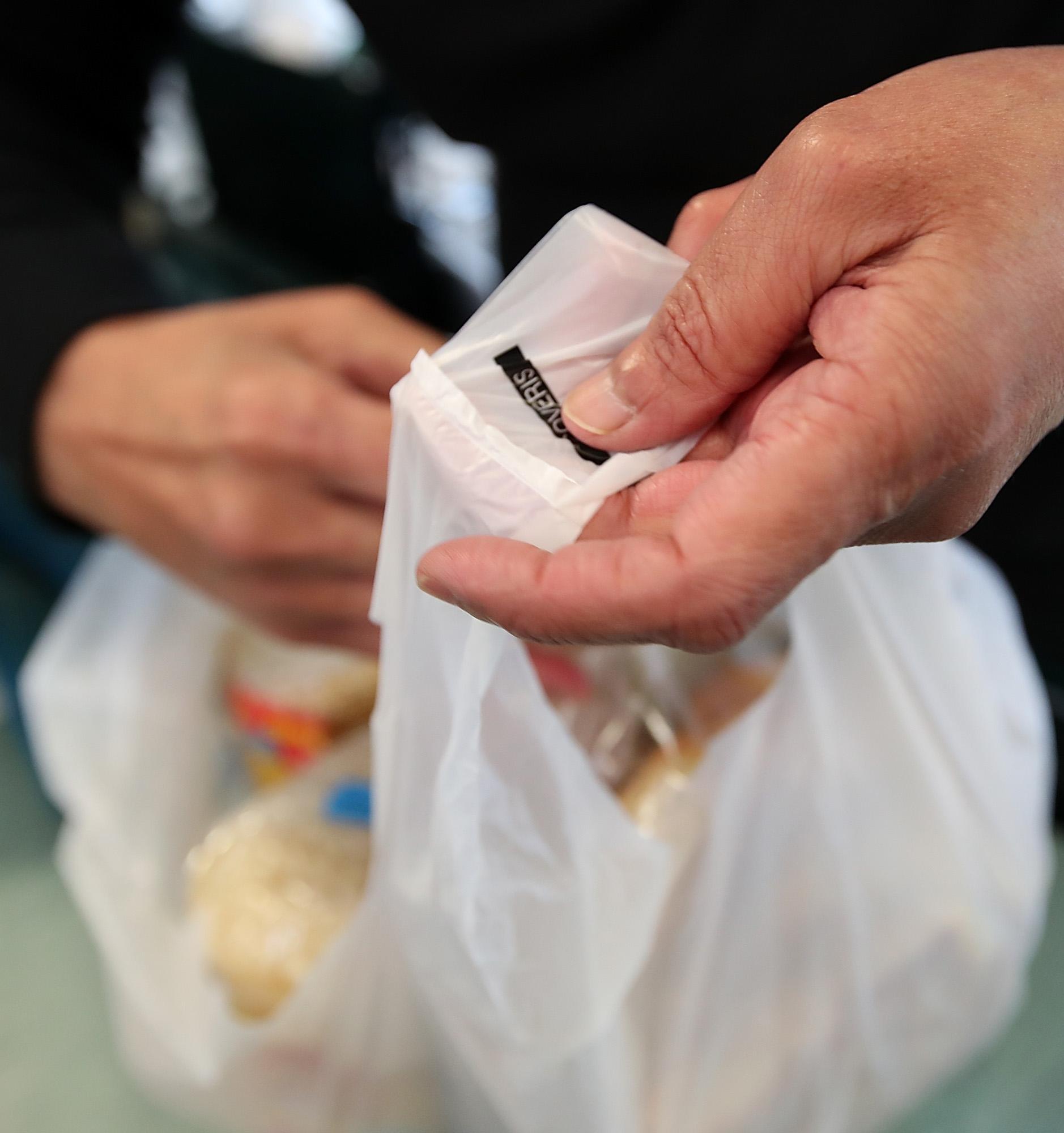Новая Зеландия запретила пластиковые пакеты