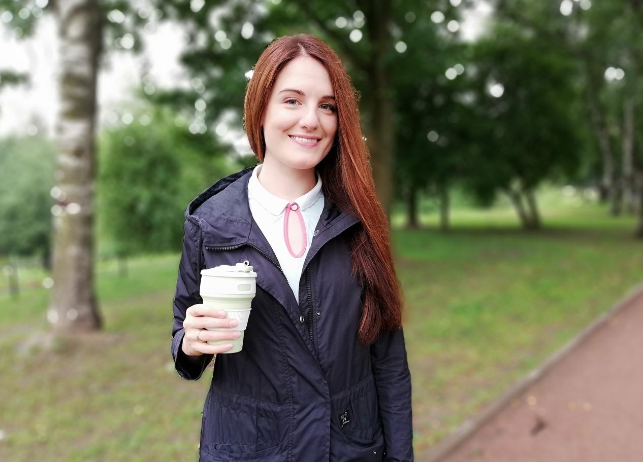 Зеленая команда: как сделать модными многоразовые кружки для кофе
