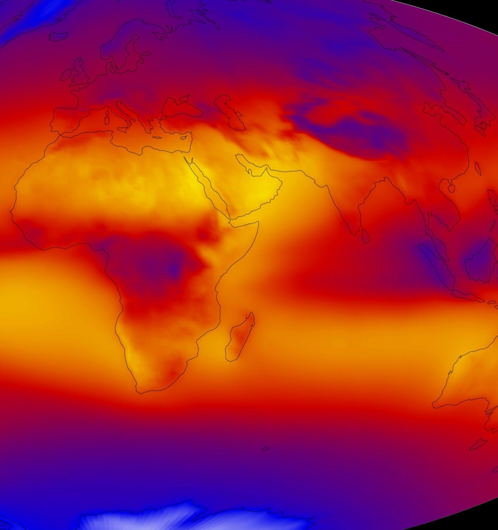 2021 год будет в числе самых жарких