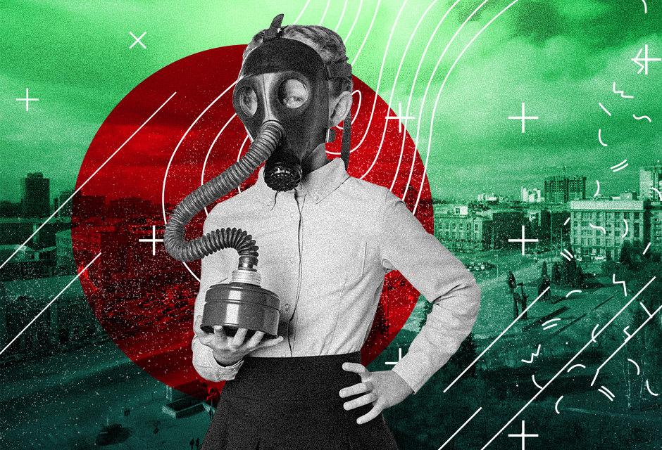 Откуда в Новосибирске пыль и грязь и как это влияет на экологию