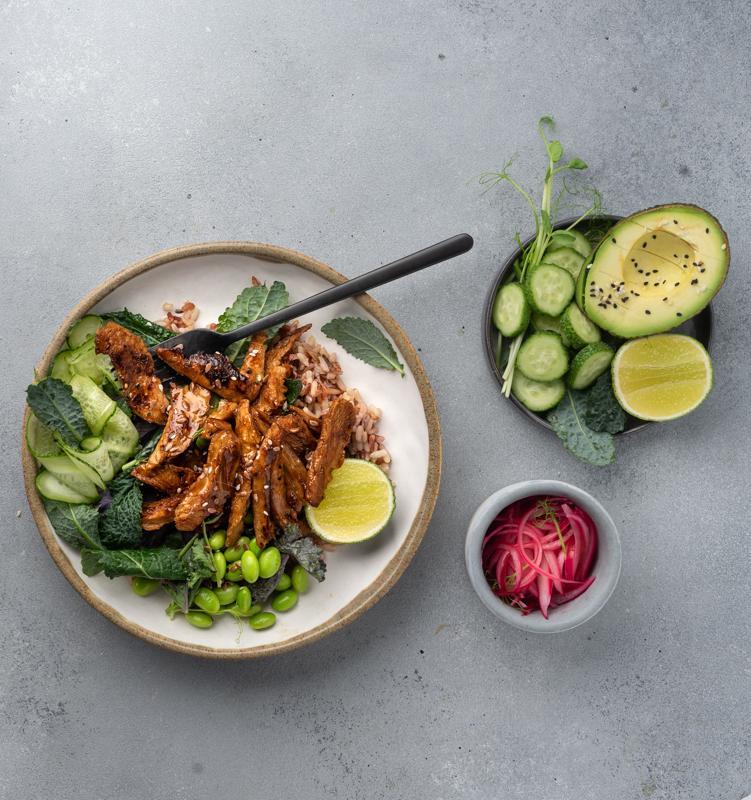 Юлия Марсель, Greenwise: «Скоро растительное мясо перестанет быть диковинкой»
