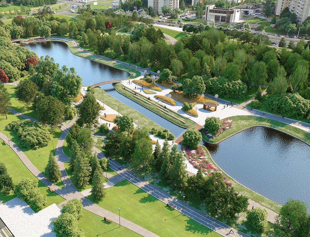 Московское отделение «Единой России» представило свою экологическую программу