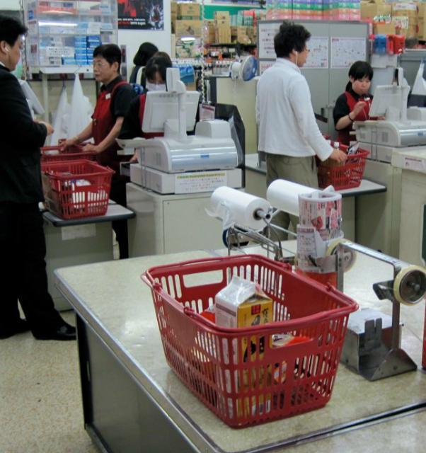 Одноразовые пластиковые пакеты в Японии сделают платными