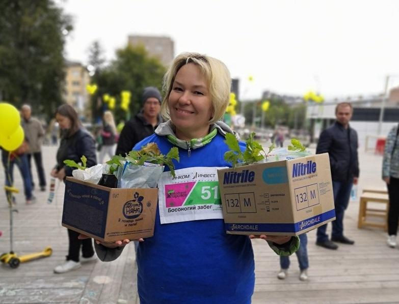 Как экоактивистка из Ижевска Ирина Бачкова делает свой город чище, приобщая жителей к экологичному образу жизни