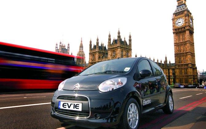 Электромобили сократят импорт нефти в Британии на 40%