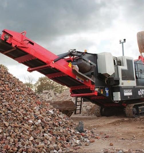 В Бурятии планируют организовать переработку строительного мусора