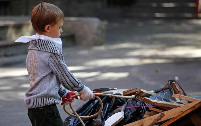 По всей России пройдут субботники с раздельным сбором мусора «Сделаем!-2014»