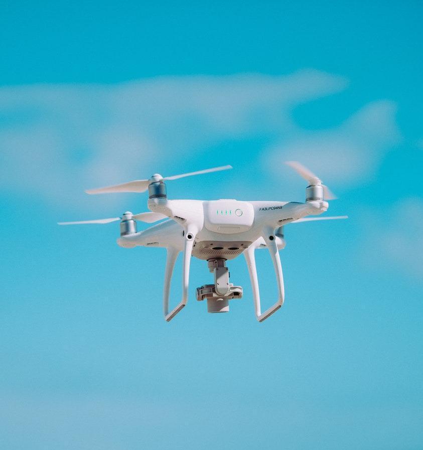 Владельцы дронов помогут искать свалки