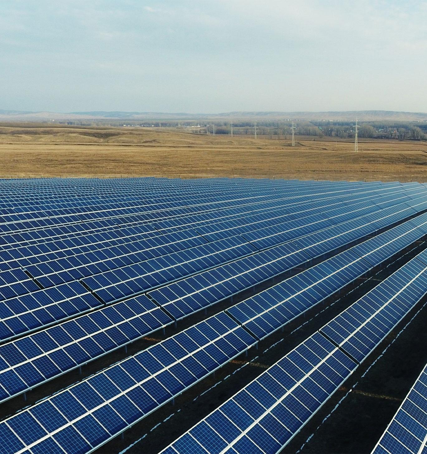 Исследование несубсидируемого рынка солнечной энергетики презентуют онлайн