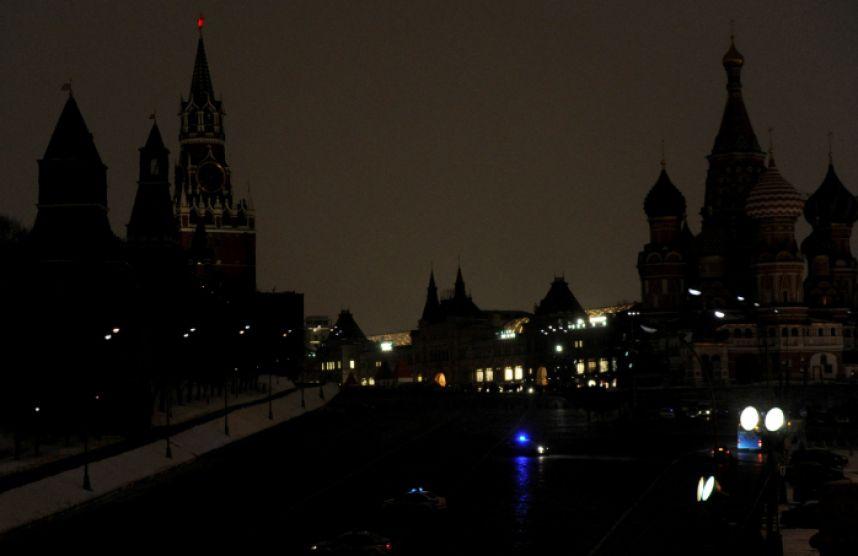 В Москве отключат подсветку на городских зданиях и рекламных баннерах в «Час Земли»