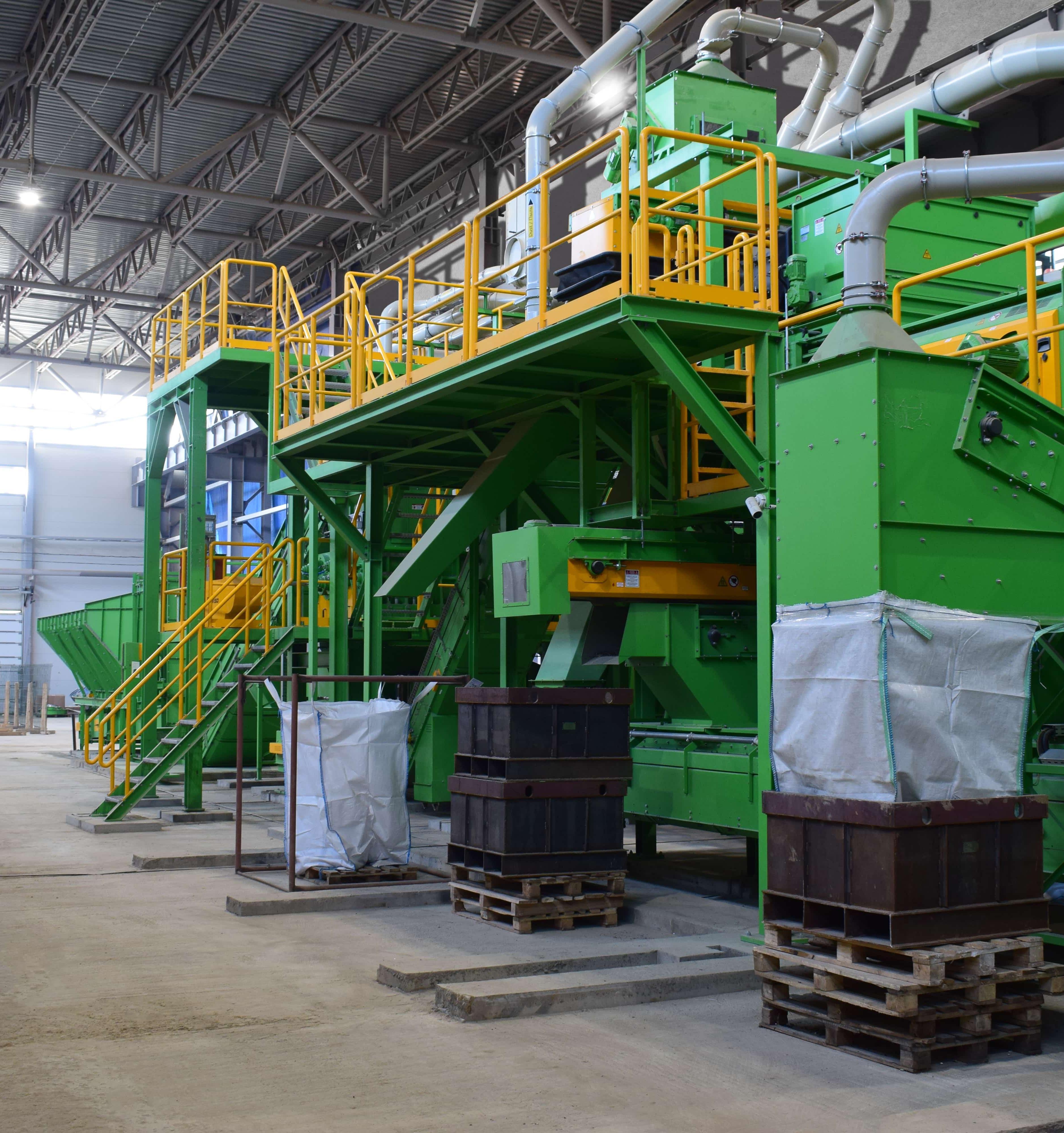 Открывается единственный в России комплекс заводов по переработке электронных отходов