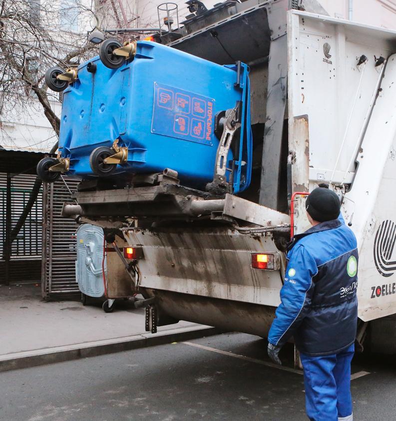 Охват раздельным сбором отходов в России приближается к 30%