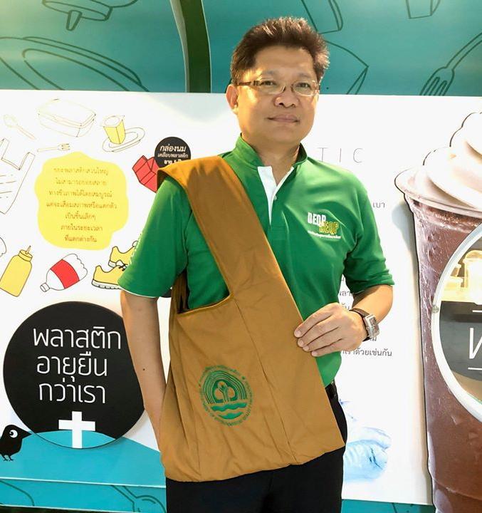 18 фото: Как жители Таиланда делают покупки после запрета пластиковых пакетов