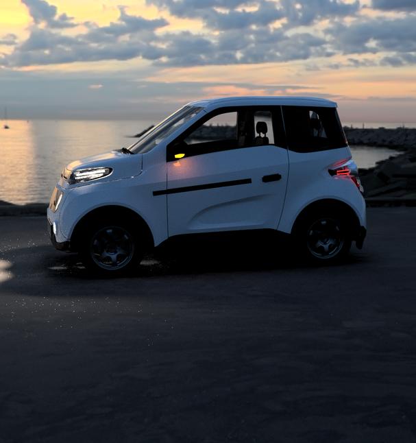 Серийное производство российского электромобиля начнут в конце 2020 года