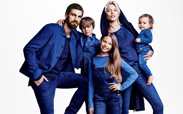 H&M создал новую коллекцию одежды из экологичного денима
