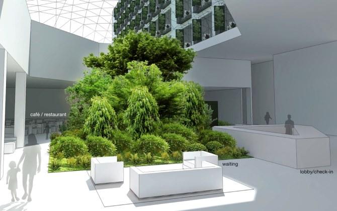 В Китае появится сеть отелей Green Air Hotels