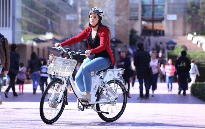 Представлен новый велосипед на водороде