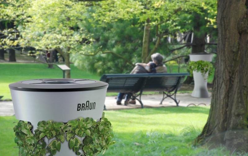 Вещь дня: компостная городская урна для пищевых отходов