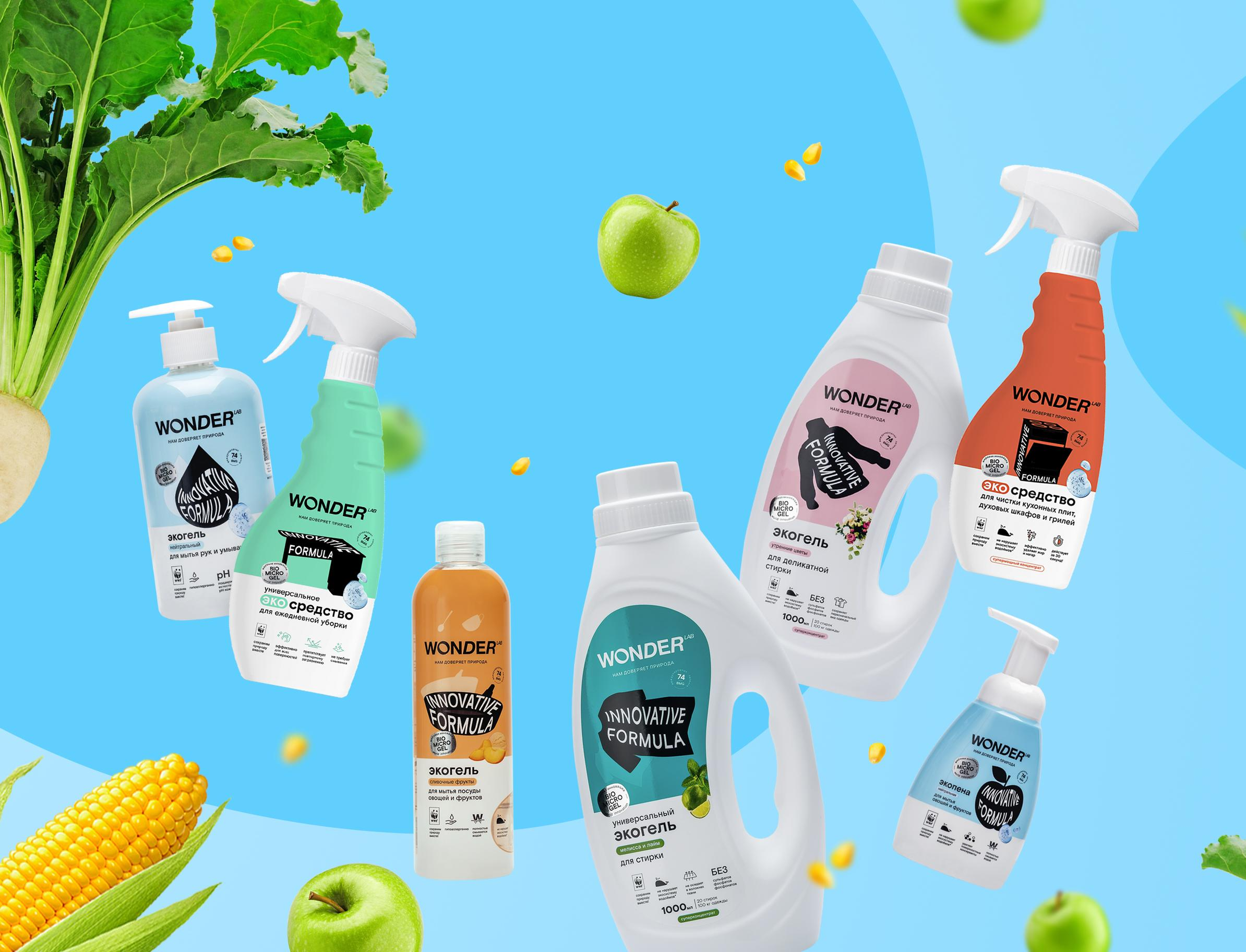 Впервые российский бренд бытовой химии получил европейский эко-сертификат Ecolabel