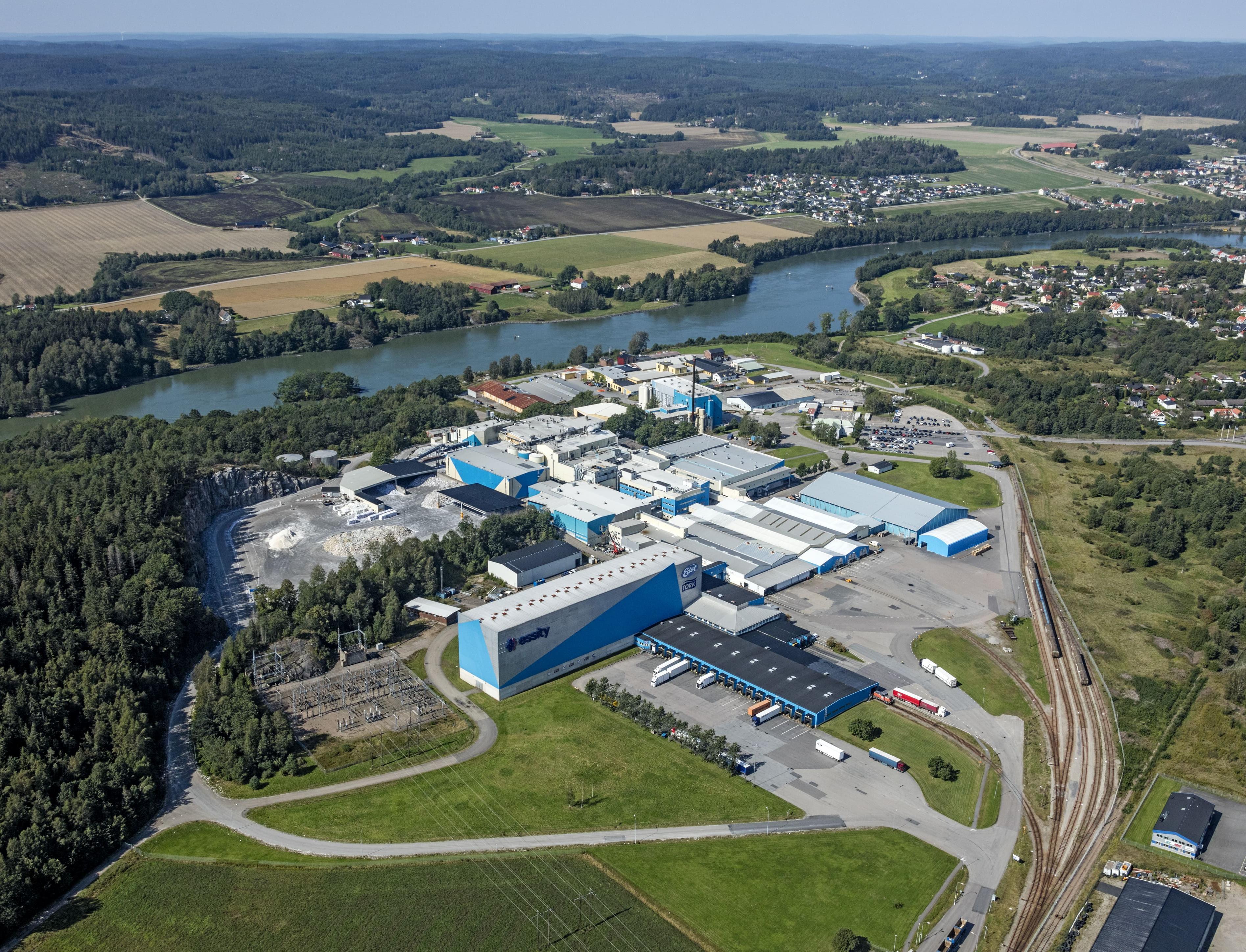 Essity первой в мире запустила производство бумажной продукции без выбросов CO2