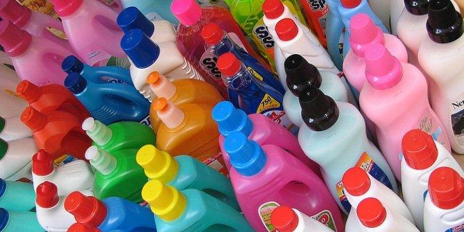 «Москвич» принимает флаконы от бытовой химии и крышки от бутылок