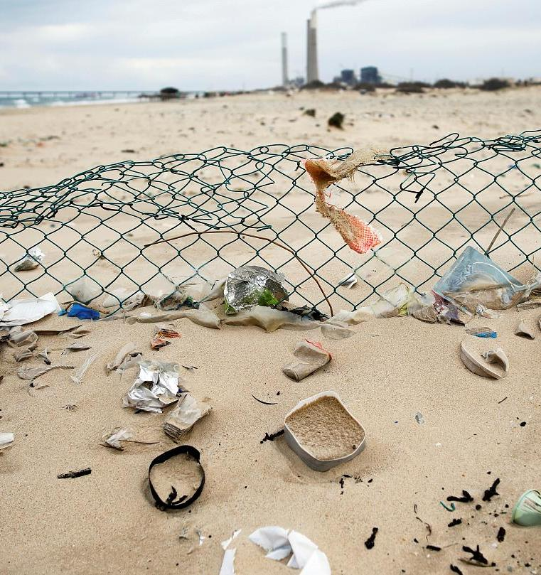 Средиземное море стало самым грязным в Европе