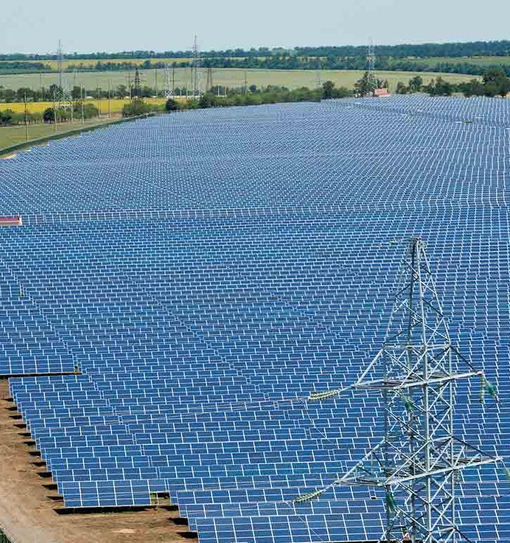 На онлайн-встрече обсудят переход на возобновляемую энергетику в Украине