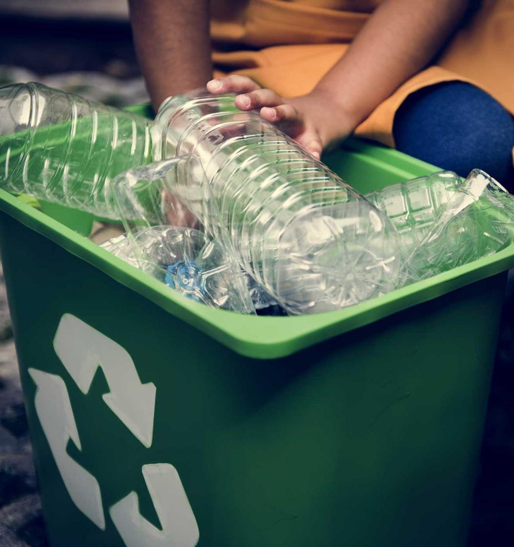 Стартует онлайн-марафон по раздельному сбору мусора для начинающих
