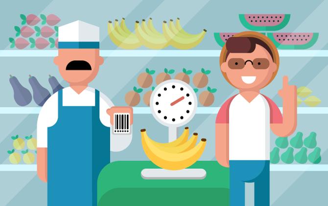 Не кладите бананы в полиэтиленовый пакетик
