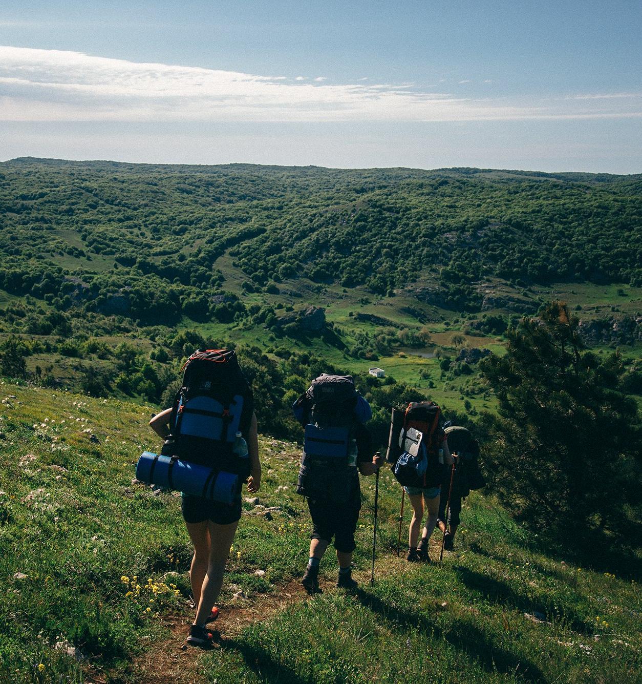 Экологический туризм получит в России законодательную поддержку