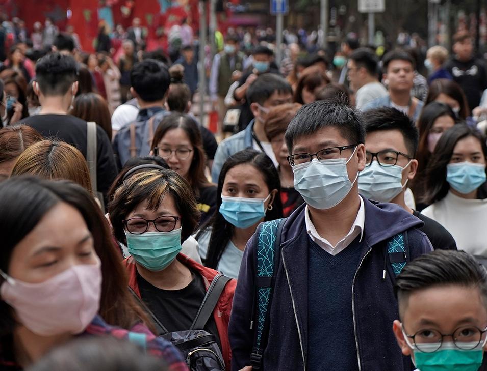 Эпидемия коронавируса снизила уровень загрязнения воздуха в Китае