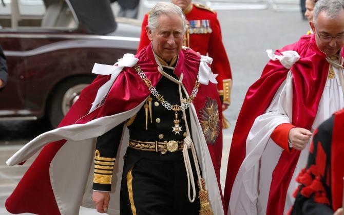 Принц Чарльз предложил бороться с пластиковым мусором