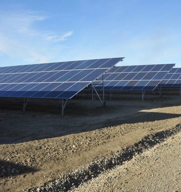 В Чите открылись первые солнечные электростанции