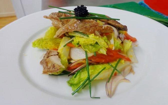 В английском кафе готовят блюда из остатков пищи