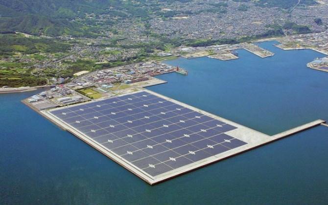 Самую крупную солнечную электростанцию мира построят в Японии