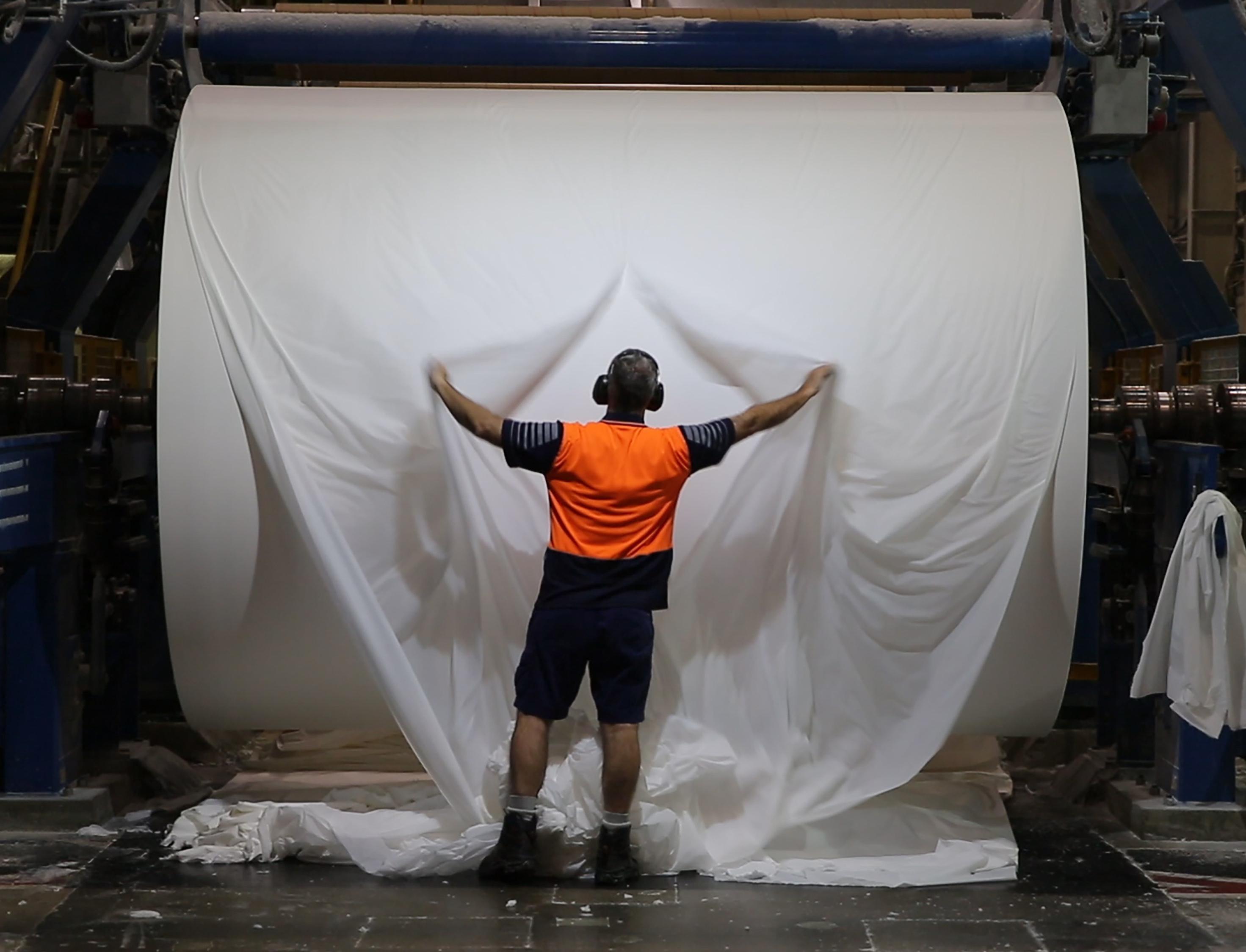 В Новой Зеландии будут производить бумагу за счет геотермальной энергии