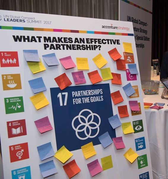 На международном форуме бизнесу расскажут о целях устойчивого развития