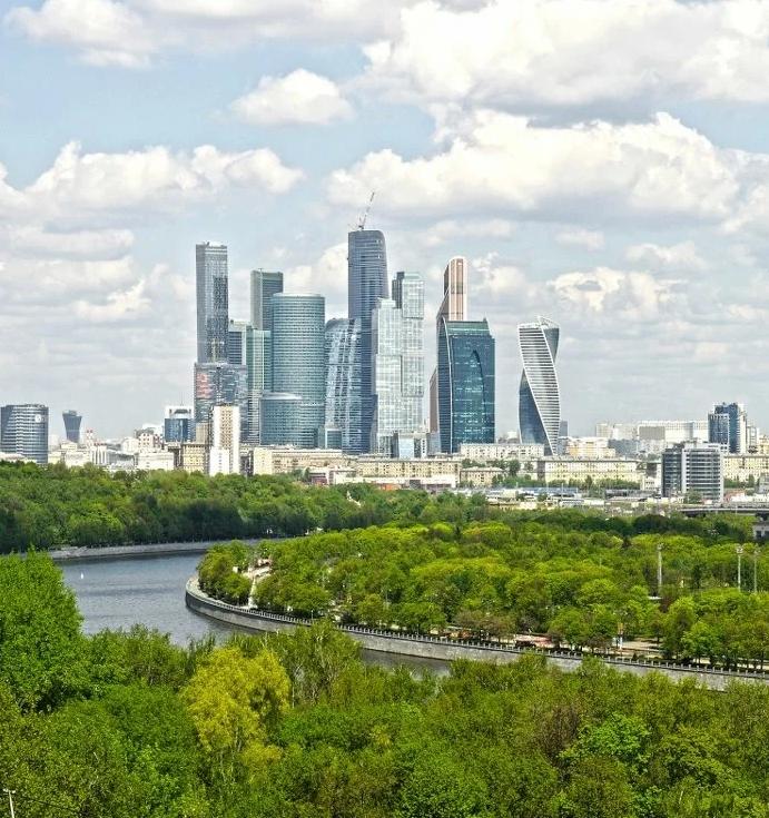 Москва вошла в мировой список городов-лидеров по борьбе с климатическим кризисом